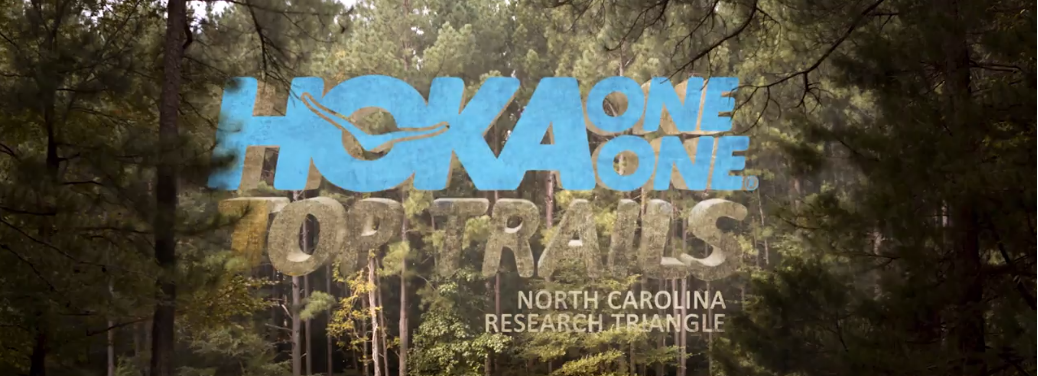 HOKA ONE ONE top trails research triangle