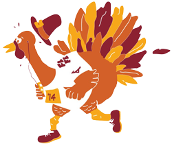 Turkey trot logo 2014 sm